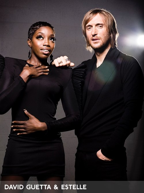One Love David Guetta & Estelle