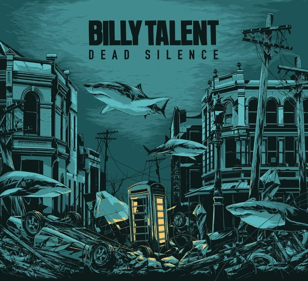 Crooked Minds Billy Talent