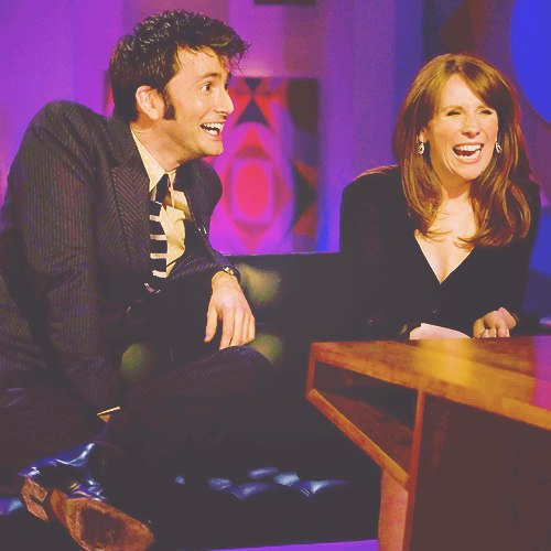 The Ballad of Russell and Julie David Tennant and Catherine Tate