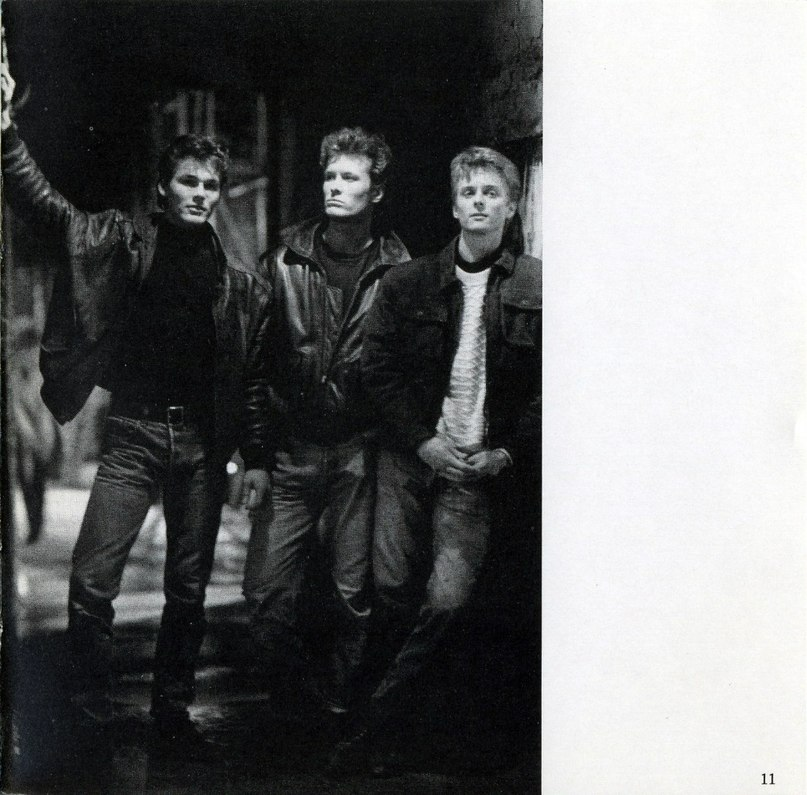 The Blood That Moves The Body (Stay On These Roads - 1988) A-HA