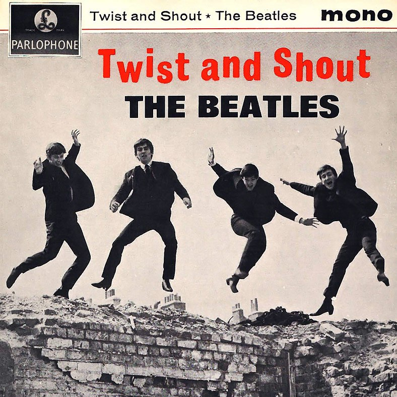 twist and shout (the beatles cover) nirvana, sonic youth & rem