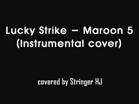 Maroon 5 - Lucky Strike (Instrumental cover)