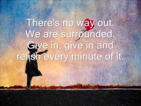 Imogen Heap - The Walk (w/ lyrics)