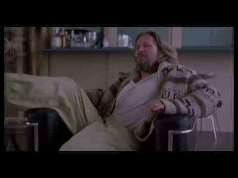 Kasabian - Somebody to love Unofficial Big Lebowski music video