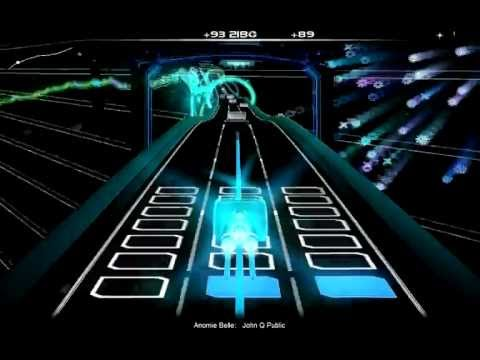 Anomie Belle - John Q Public (Audiosurf - Mono - Medium - Perfect)