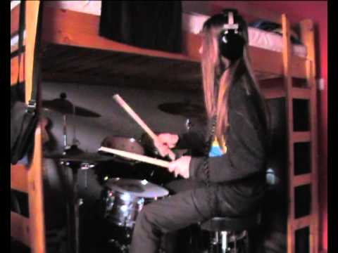 Lindsay Lohan - Edge of seventeen drum cover by Matthew Koranda