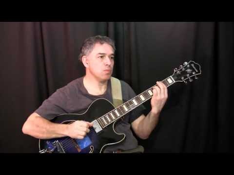 The Greatest Love of All - Whitney Houston, George Benson, fingerstyle guitar by Jake Reichbart