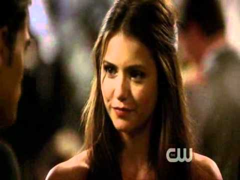 Elena and her mistake. Vampire Diaries.