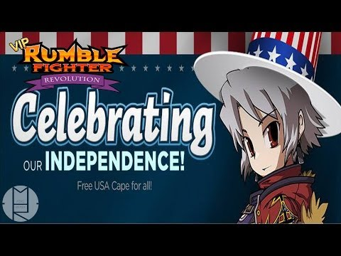 Rumble Fighter - 4th Of July