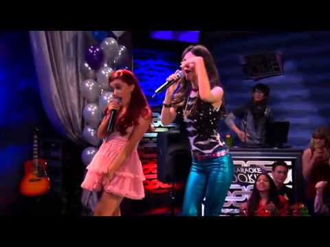 Victorious - Victoria Justice and Ariana Grande: L.A. Boyz (Music Video)