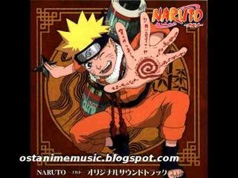 Naruto OST 1 -  Strong and Strike