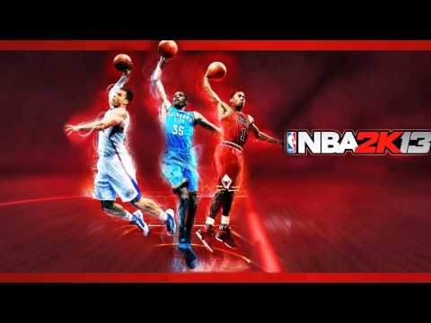 NBA 2K13 (2012) Kanye West Ft Young Jeezy - Amazing (Soundtrack OST)