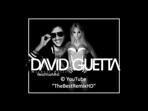 David Guetta feat. Michele Belle - Read Your Mind | 3d image | HD [2010]