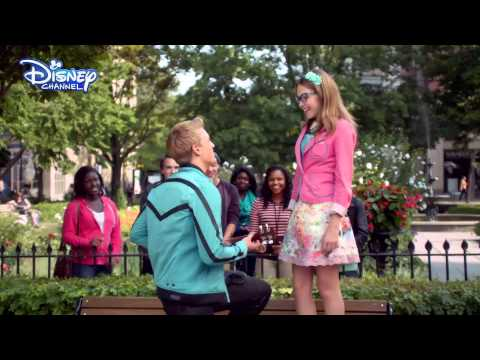 How To Build A Better Boy - Love You Like A Love Song - Disney Channel UK HD