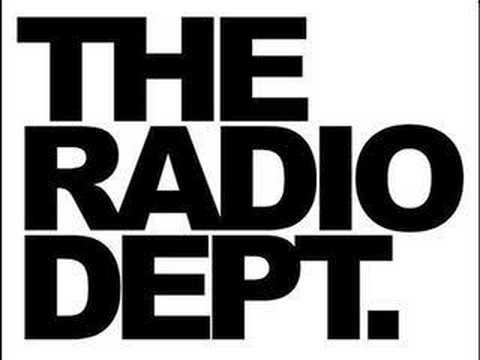 The Radio Dept.- Strange Things Will Happen