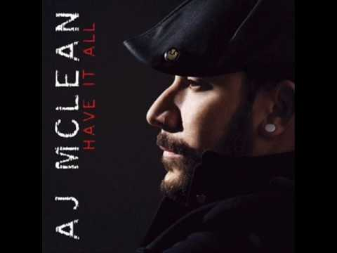 AJ McLean - I Hate It When You're Gone - 10 (With Lyrics)