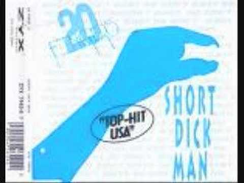 Gillette (feat 20 Fingers) - Short Dick Man