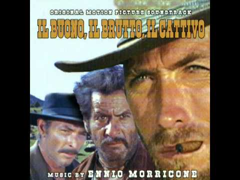 Ennio Morricone - Story of a Soldier - The Good, The Bad and the Ugly