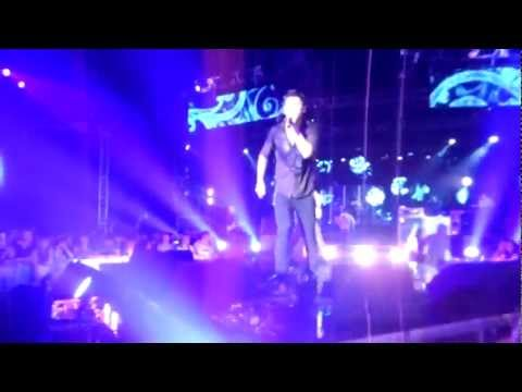 9. Dan Balan - AC/DC cover (Solo at Arena Moscow 29.11.2012)