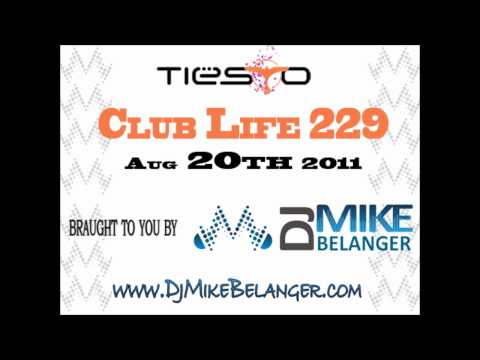 Tiesto Club Life 228 - 08.13.11 - Part 1