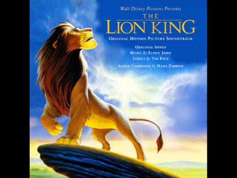 The Lion King OST - 12 - Can You Feel the Love Tonight? (Elton John)