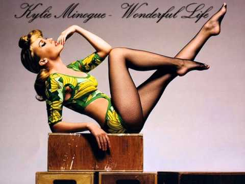 Kylie Minogue - Wonderful Life (Hurts cover)
