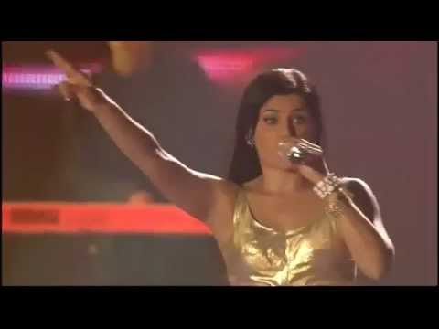 Nelly Furtado - Waiting For The Night Live - Energy Stars For Free 2012