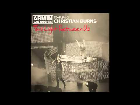 Armin van Buuren feat. Christian Burns - This Light Between Us (Radio Edit) COVERART