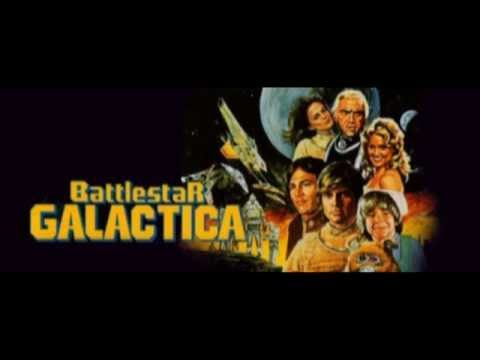 Battlestar Galactica: Main Title & Exploration