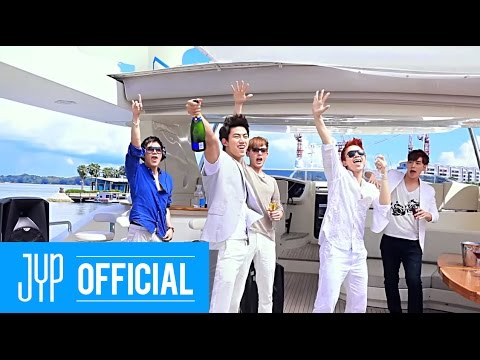 "[M/V] 2PM ""HANDS UP(East4A mix)"" from HANDS UP"