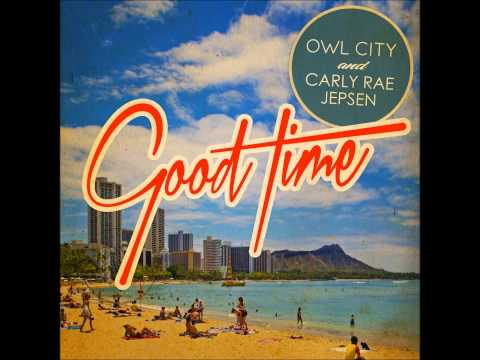 Owl City & Carly Rae Jepsen - Good Time [Official Instrumental]