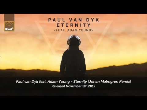 Paul van Dyk feat. Adam Young - Eternity (Johan Malmgren Remix)