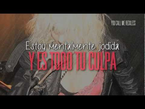 the pretty reckless - void and null español