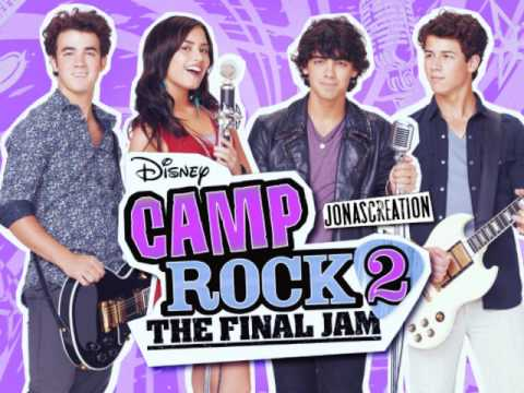 Heart and Soul - Jonas Brothers -Camp Rock 2 (Full song / Lyrics)