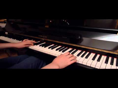 Linkin Park - From The Inside - piano cover