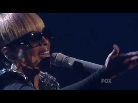 Mary J. Blige with Orianthi & Steve Vai Stairway to Heaven Live