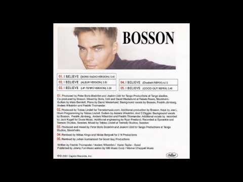 bosson - I Believe (Good Guy mix 2001