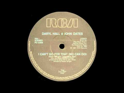 Daryl Hall & John Oates - I Can't Go for That (No Can Do) (12