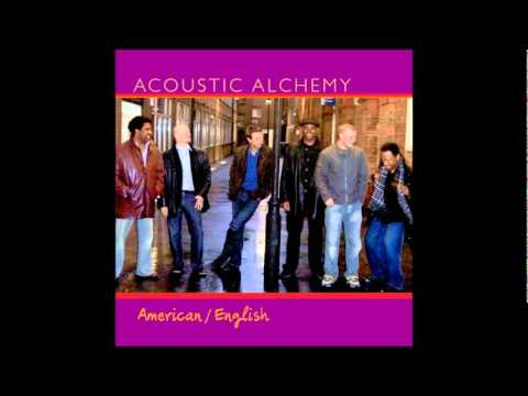 Acoustic Alchemy - The Crossing