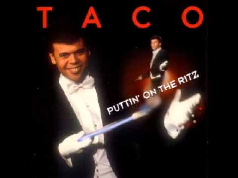 Taco - Puttin' On the Ritz (Instrumental)