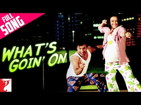 Whats Goin' On - Full Song - Salaam Namaste