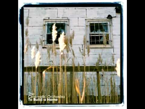 The Cinematic Orchestra - To Build A Home (Radio Version)