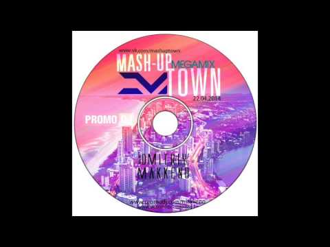 Megamix Mash-Up TOWN vol.4