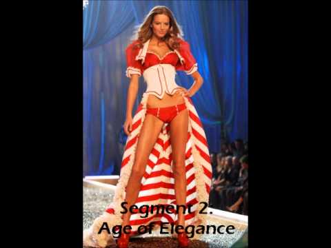 Victoria's Secret Fashion Show 2007 (Touch Me & Paralyzer) [AUDIO]