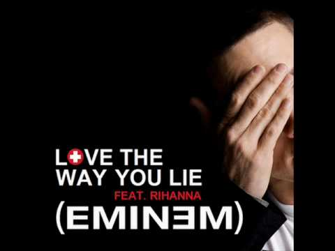 Eminem Ft. Rihanna - Love The Way You Lie (Instrumental)