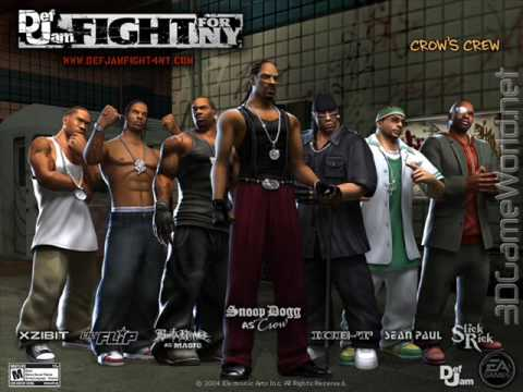 Def Jam Fight For NewYork Soundtrack - Yes Sir - C-N-N