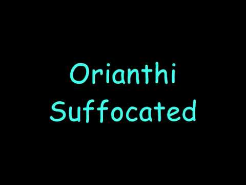 Orianthi Suffocated Lyrics