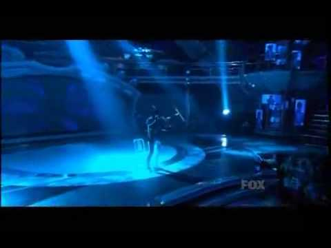 Mad World (Top 8) LIVE - Adam Lambert
