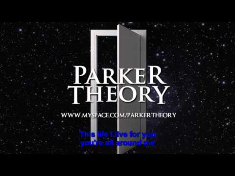 Save Me From Myself - Parker Theory