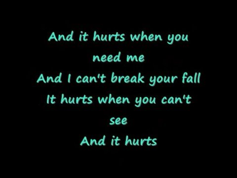 Thousand Foot Krutch - Hurt (Lyrics)